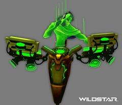WildStar - Annonce F2P - WS 2015 05 Concept Art  DJ Caretaker