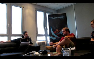 Interview de Jeremy Gaffney à Paris - CG itw29