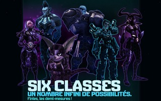 Teaser classes