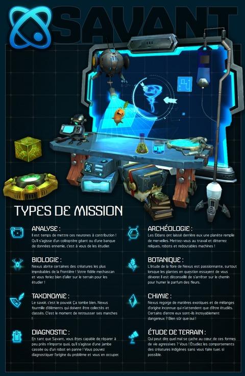 mission savant