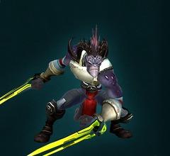 Costumes Stalker - draken (Dominion)