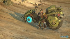 Wildstar Wednesday : Hover Bike