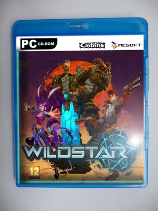 Lancement officiel version boîte de WildStar