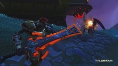 Guerrier de WildStar - Warrior classdrop 02