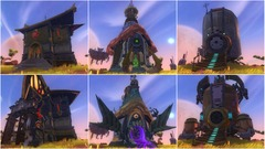 Customisation dans WildStar - WildStar Customisation   Housing   Exterior