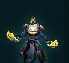Costumes Stalker - mechari (Dominion)