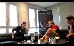 Interview de Jeremy Gaffney à Paris - CG begin