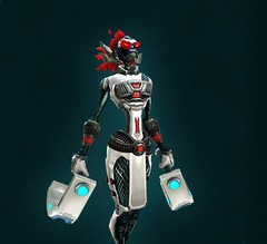 Costumes Medic - Mechari (Dominion)