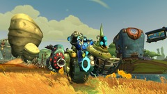 Customisation dans WildStar - WildStar Customisation   Mounts 2