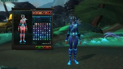 Customisation dans WildStar - WildStar Customisation   Outfit   Dyana 3