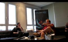 Interview de Jeremy Gaffney à Paris - CG Gafshow