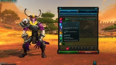 Customisation dans WildStar - WildStar Customisation   Combat   Ability Tiers 5