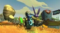 Customisation dans WildStar - WildStar Customisation   Mounts 3