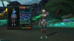 Customisation dans WildStar - WildStar Customisation   Outfit   Dyana 4