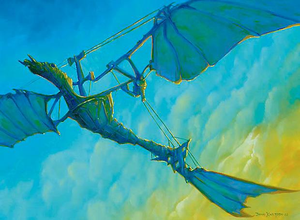 Illustration de l'Ornithopter