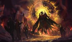 Le rêve du prêtre de guerre