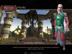 Meridia - Ecran de Chargement