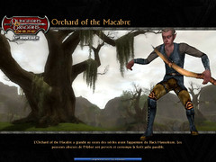 Orchard of the Macabre - Ecran de Chargement