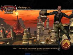 Marketplace - Ecran de Chargement 2007