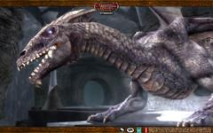 Fond d'écran Dragon Blanc - Module 8.0