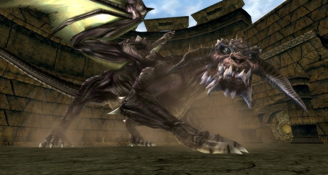 Images de Dungeons and Dragons Online