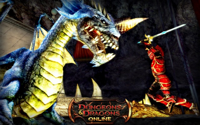 Image de Dungeons and Dragons Online
