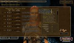 """écran customize """" caract """""""