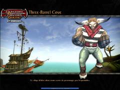 Three Barrel Cove - écran de chargement (Module 7.0)