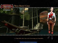 Three Barrel Cove - écran de chargement n° 2 (année 2007)