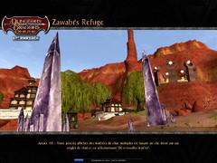 Refuge de Zawabi - Ecran de Chargement