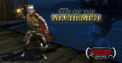 Update 45: Age of the Alchemist, Dungeons and Dragons Online bascule sur client 64-bit