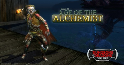 Dungeons and Dragons Online - Update 45: Age of the Alchemist, Dungeons and Dragons Online bascule sur client 64-bit