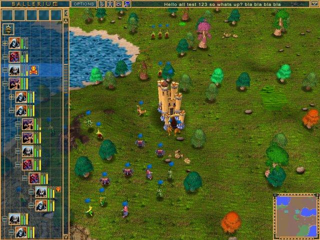 Etat du jeu en 2002