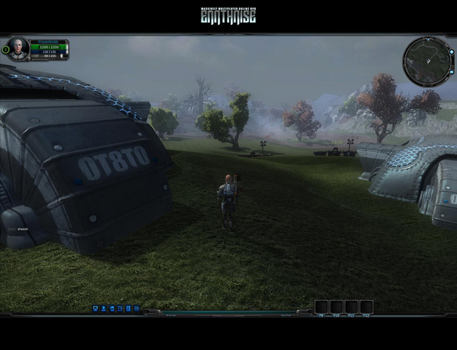 Beta screen 1 (in game)