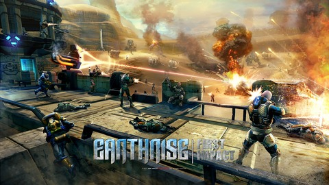 Earthrise - Earthrise ressuscité sur Steam