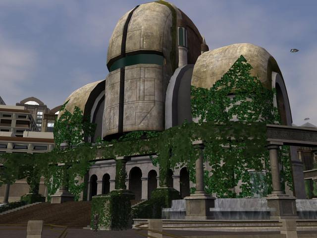 Une demeure romaine