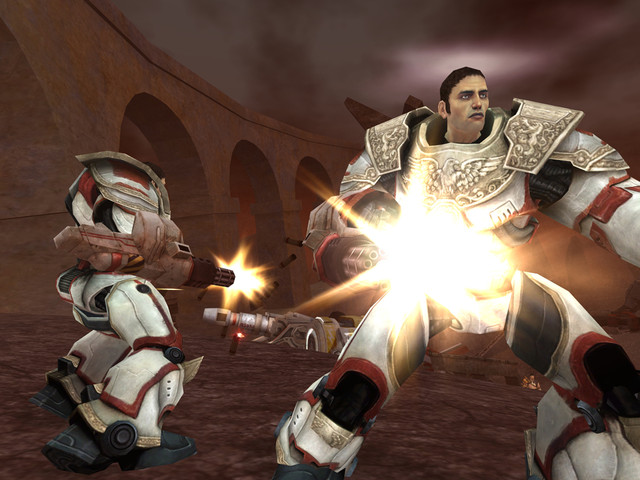 Les puissants Gardes Praetorians font une descente sur Hades