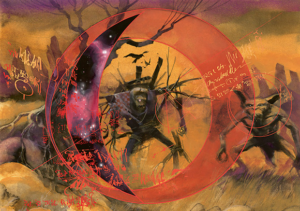 Illustration de la Moonhold