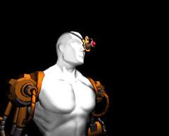 Robot Monocle
