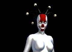Harlequin Femme