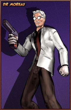 Dr Moreau