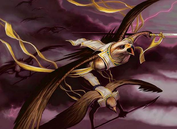 Illustration du Flurry of Wings