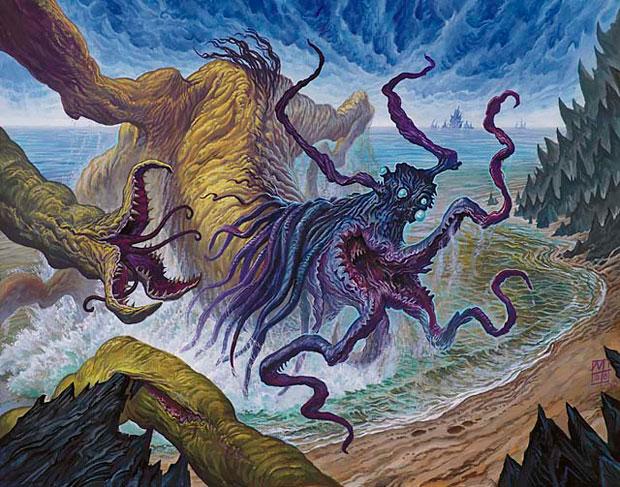 Illustration de la Nemesis of Reason