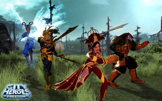 Ensemble de costumes Dynastie Impériale