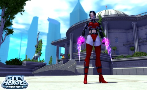 City of Heroes - Le « serveur communautaire » City of Heroes: Homecoming devient Homecoming: CoH et poursuit sa bêta