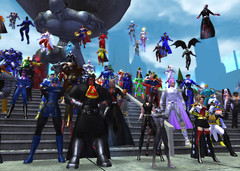Vers une résurrection (partielle) de la licence City of Heroes ?