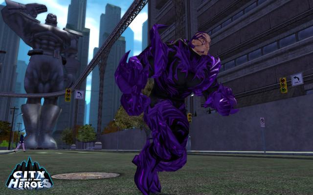 Pack Mutant - Cox mutant 1