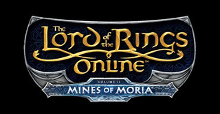 Logo anglais des Mines de la Moria
