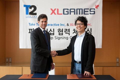 Take Two signe avec XL Games