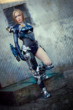 Cosplay - Crystal Graziano